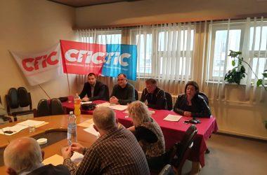 Окружни одбор СПС Пчињског округа одржао редовну седницу у Врању