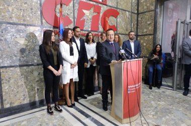 Дачић: СПС има наследнике, а где су странке 5. октобра