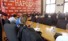 Одржана 5. седница Савета за спољну политику, међународне односе и регионалну сарадњу