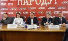 Saopštenje: Izvršni odbor dao punu podršku predsedniku SPS Ivici Dačiću za nastavak reformskog kursa i politike koju sprovodi