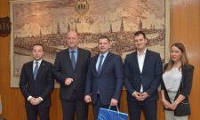 Nikodijević: Dobra saradnja dve najveće lokalne samouprave u Srbiji