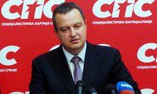 Ивица Дачић, председник СПС поводом предатих изборних листа у   Лучанима, Кули, Кладову и Дољевцу