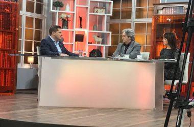 "Gostovanje Nikole Nikodijevića u emisiji ""Dobro jutro Srbijo"" na  TV Hepi: Beograd regionalni centar kulture i zabave"