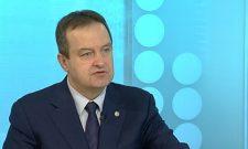 Gostovanje Ivice Dačića u Dnevniku na RTS: Cilj je da nijedna zemlja više ne prizna Kosovo