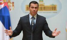 Милићевић: Квази политичка елита жели да насиље постане основна норма друштвеног понашања