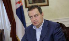 Дачић за ТВ Прва: Путинова подршка Србији за КиМ биће евидентна