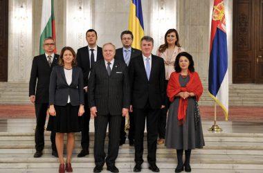 Treći sastanak odbora za spoljne poslove parlamenata Rumunije, Bugarske i Srbije
