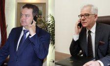 Дачић разговарао телефоном са министром спољних послова Пољске