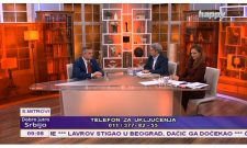 """Гостовање Душана Бајатовића у """"Добро јутро Србијо"""" на ТВ Хепи: """"Србија више није рупа на гасној мапи"""""""