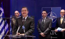 Дачић: Србију и НАТО чврсто повезује заједнички интерес очувања мира и стабилности у региону