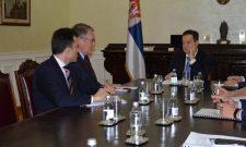 Dačić: Poseta predsednika Putina od velike važnosti za našu zemlju, narod i rukovodstvo