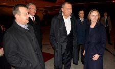 Dačić dočekao na aerodromu ministra Lavrova