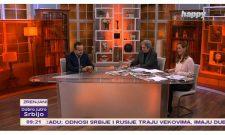 """Gostovanje Ivice Dačića u """"Dobro jutro Srbijo"""" na TV Hepi: Sporazum sa Prištinom mora da ratifikuje SB"""