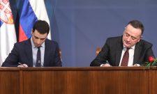 Antić: Srbija je spremna da gradi gasovod