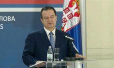 Дачић изразио захвалност МИП Индије на сарадњи око набавке медицинске опреме