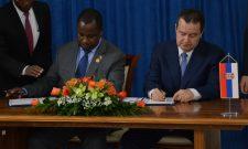 Дачић: Република Бурунди не мења свој став према Косову и Метохији