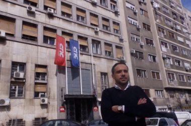 Izjava Socijalističke omladine Srbije:  Varvarskim metodama navikli da ostvaruju svoje interese