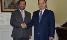 Dačić primio zamenika ministra spoljnih poslova Venecuele Ivana Hila