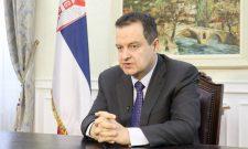 Састанак Дачића с амбасадорима Републике Србије