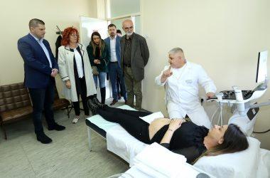 Никодијевић: Велика улагања Града Београда у домове здравља