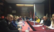Одржани састанци председништва и Извршног савета Социјалистичке омладине Србије