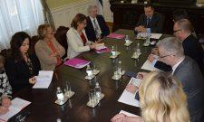 Dačić primio delegaciju Evropskog saveta za spoljne poslove