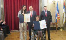 Nikodijević i Radojičić svečano uručili nagrade grada Beograda za 2018.