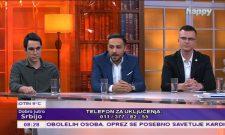 Гостовање Угљеше Марковића у Јутарњем програму на ТВ Хепи