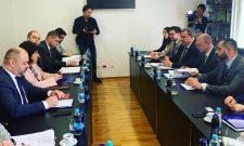 Trivan: Održan trilateralni sastanak ministara u Višegradu