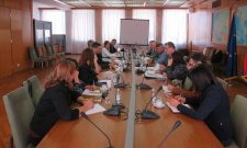 Trivan sa predstavnicima gradskih i opštinskih samouprava Beograda, Niša, Užica, Smedereva, Valjeva i Kosjerića