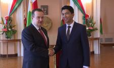 Дачић разговарао са председником Мадагаскара