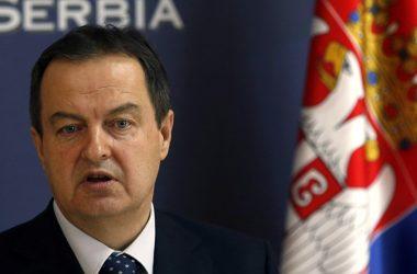 Ивица Дачић: Србија је против заоштравања односа са Црном Гором
