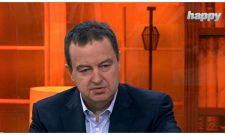 Гостовање Ивице Дачића на ТВ Хепи: Нећемо дозволити да Босна буде исламска држава