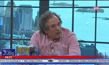Гостовање Предрага Ј. Марковића у Јутарњем програму на ТВ Пинк: Ни једна власт се због 'шаргарепе' не би одрекла територијалног интегритета