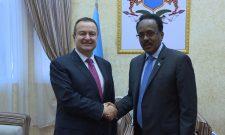 Дачић: Сомалија ће преиспитати одлуку о признању једнострано проглашене независности Косова