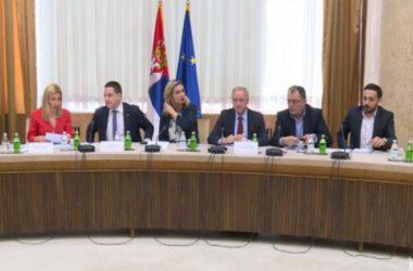 Представници СПС -а присуствовали Округлом столу о Закону о политичким странкама