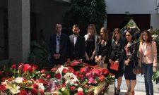 Социјалистичка омладина Ваљева обележила 25. Мај у Кући цвећа