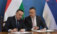 Aleksandar Antić sa ministrom Mađarske o izgradnji gasovoda