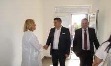 Никодијевић: Реконструисана здравствена станица у Заклопачи