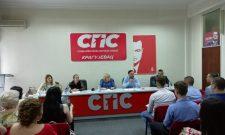 Održana zajednička Sednica predsedništva FOŽ i Socijalističke omladine Srbije u Kragujevcu