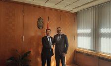 Antić sa novim predsednikom kompanije CMEC