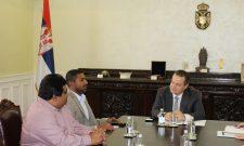 Ивица Дачић: Србија и Малдиви унапређују сарадњу