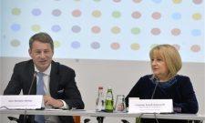 Prof. Dr Slavica Đukić Dejanović na dijalogu Energija mladih