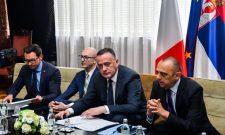 Aleksandar Antić sa vodećim francuskim energetskim kompanijama
