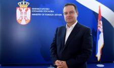 Дачић: САД подржава став Србије да питање КиМ није завршено