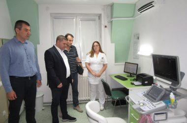 Никодијевић: Примарна здравствена заштита све квалитетнија и доступнија