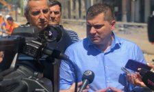 Никола Никодијевић обишао раднике на три велика градилишта у Београду