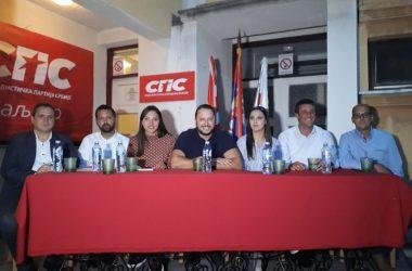 """Valjevska omladina organizovala tribinu """"Pridruži se i ti, jer Valjevo je naš grad"""""""