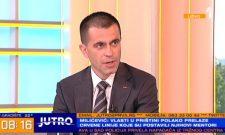 Đorđe Milićević za TV Prva: Dobro je što se trudimo da napravimo jedan novi pristup sa administracijom SAD