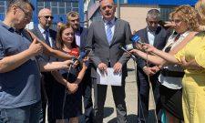 Aleksandar Antić u Kruševcu:  Toplana spremna dočekuje zimu